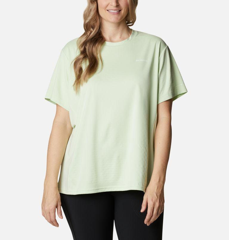 Women's Zero Ice Cirro-Cool™ Short Sleeve Shirt - Plus Size Women's Zero Ice Cirro-Cool™ Short Sleeve Shirt - Plus Size, front