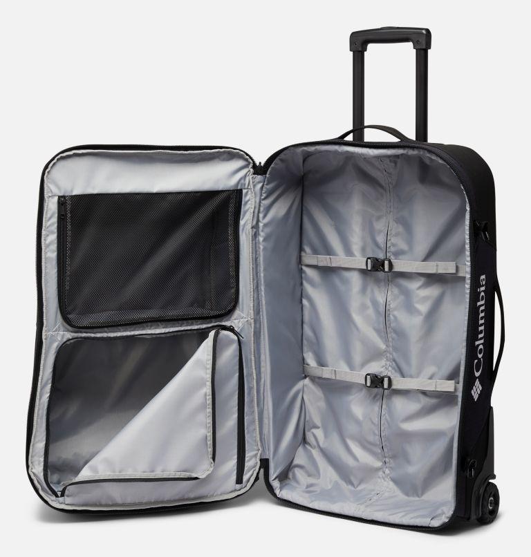 Mazama™ 75L Wheeled Travel Bag   011   O/S Sac de voyage à roulettes Mazama™ 75L, Black, a1