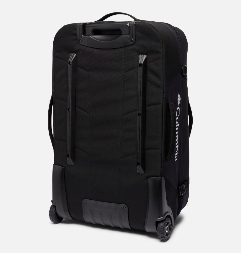 Mazama™ 75L Wheeled Travel Bag   011   O/S Sac de voyage à roulettes Mazama™ 75L, Black, back