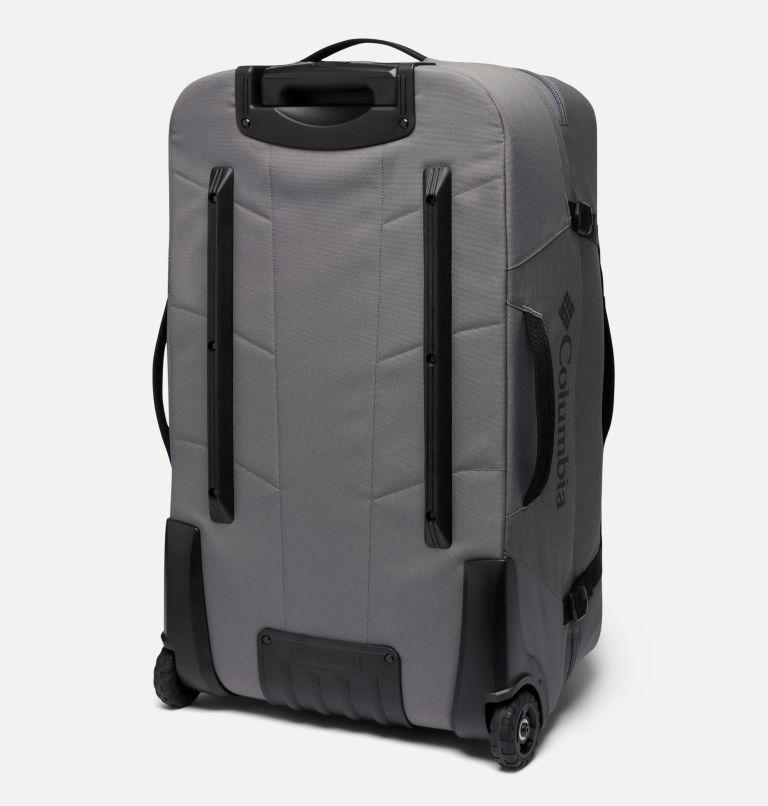 Mazama™ 75L Wheeled Travel Bag   024   O/S Mazama™ 75L Wheeled Travel Bag, City Grey Heather, back
