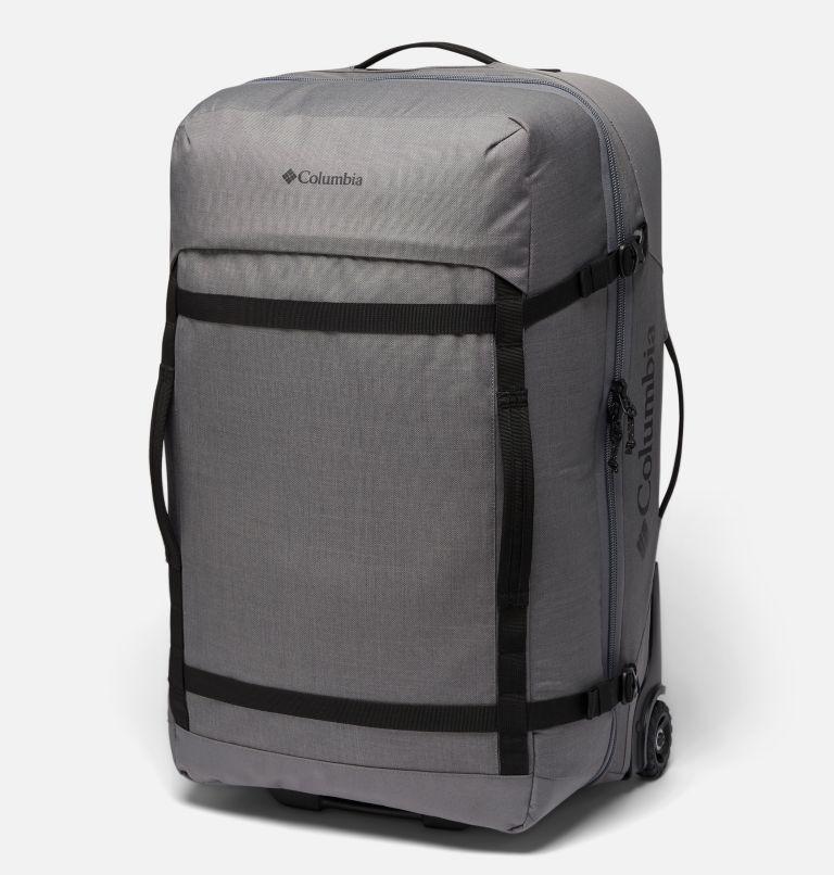 Mazama™ 75L Wheeled Travel Bag   024   O/S Mazama™ 75L Wheeled Travel Bag, City Grey Heather, front