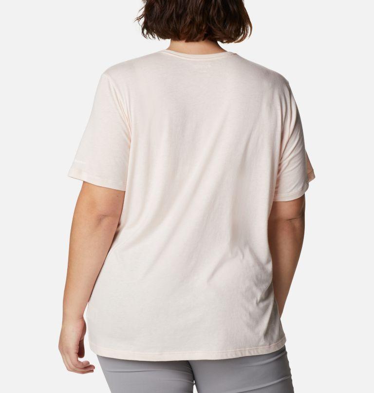 Women's Bluebird Day™ Relaxed Crew Neck Top Shirt - Plus Size Women's Bluebird Day™ Relaxed Crew Neck Top Shirt - Plus Size, back