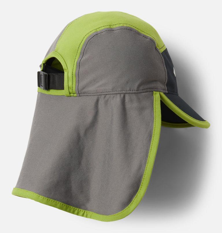 Junior™ II Cachalot | 010 | O/S Kids' Junior™ II Cachalot Hat, Black, City Grey, back