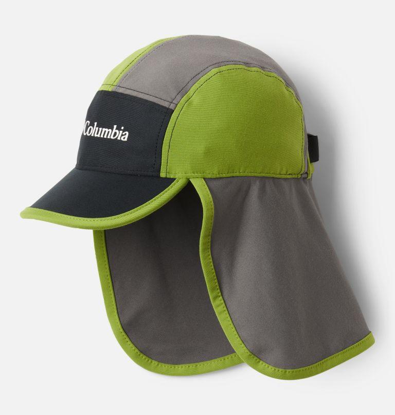 Junior™ II Cachalot | 010 | O/S Kids' Junior™ II Cachalot Hat, Black, City Grey, front