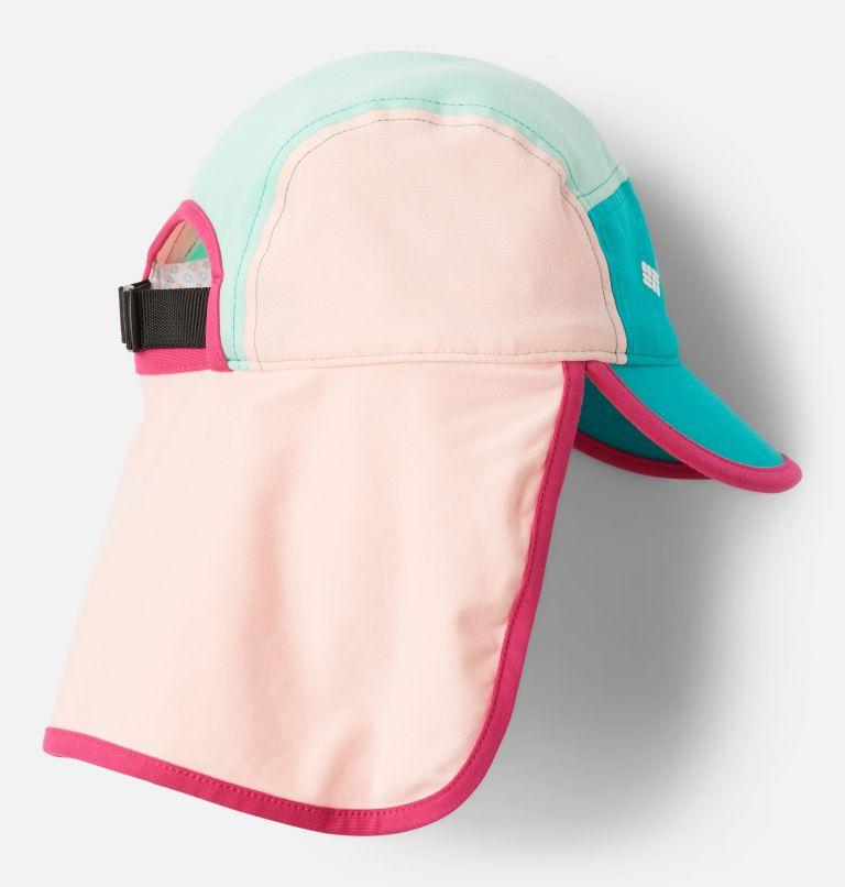 Junior™ II Cachalot | 360 | O/S Kids' Junior™ II Cachalot Hat, Tropic Water, Pink Sand, back