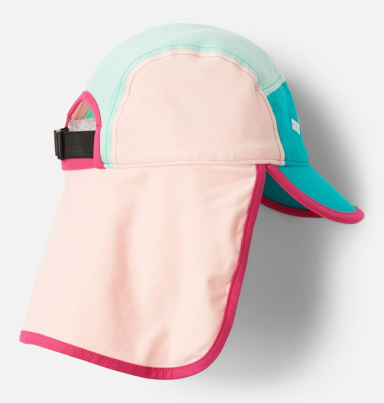 Junior™ II Cachalot | 360 | O/S Chapeau Junior™ II Cachalot pour enfant, Tropic Water, Pink Sand, back