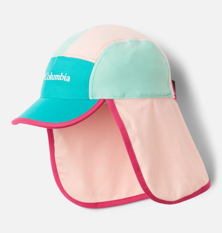 Junior™ II Cachalot | 360 | O/S Chapeau Junior™ II Cachalot pour enfant, Tropic Water, Pink Sand, front