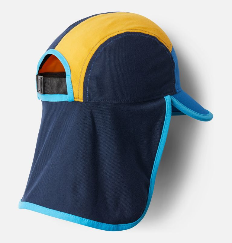 Junior™ II Cachalot | 432 | O/S Chapeau Junior™ II Cachalot pour enfant, Bright Indigo, Collegiate Navy, back
