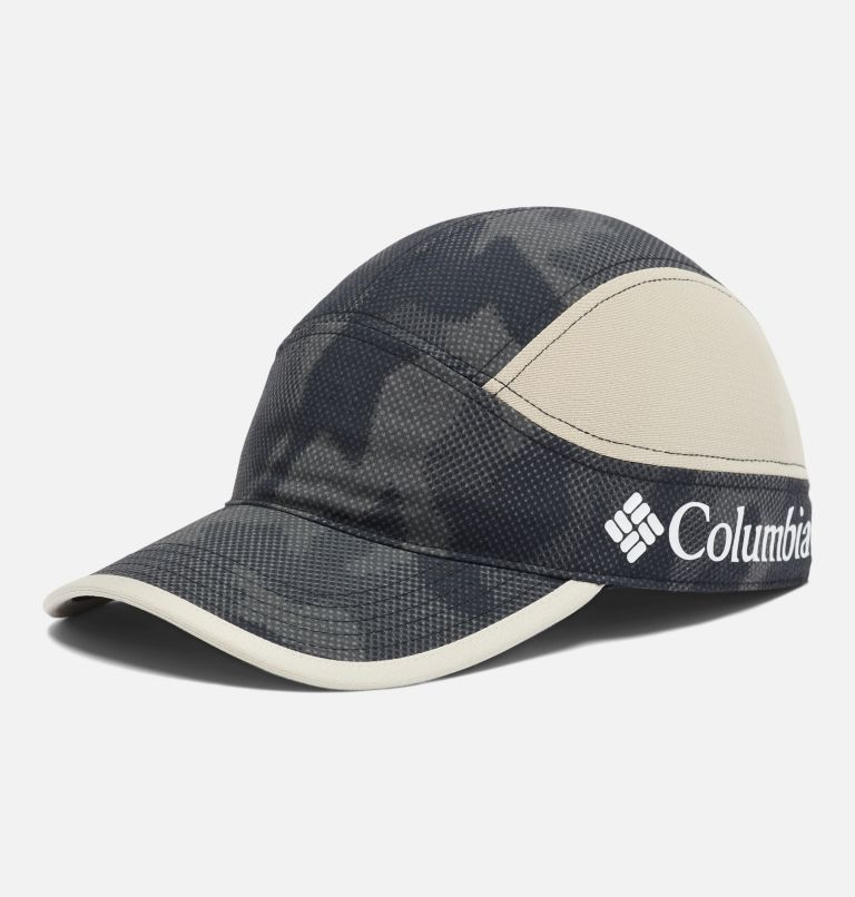 Tech Trail™ Hat | 010 | O/S Unisex Tech Trail™ Cap, Black, front