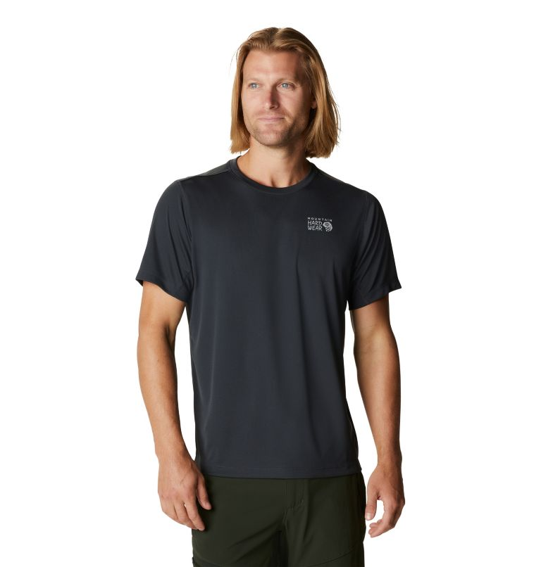 Wicked Tech™ Short Sleeve T | 004 | XS Men's Wicked Tech™ Recycled Short Sleeve T-Shirt, Dark Storm, front
