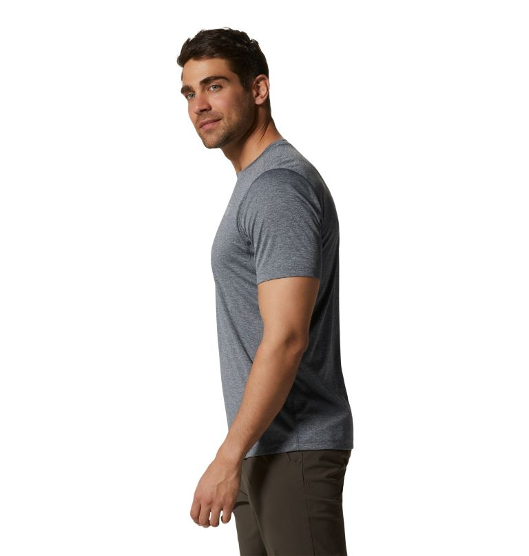 Wicked Tech™ Short Sleeve T | 054 | XL Men's Wicked Tech™ Recycled Short Sleeve T-Shirt, Heather Graphite, a1