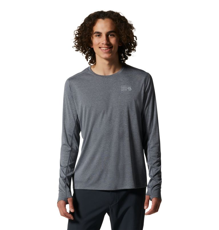 Men's Wicked Tech™ Recycled Long Sleeve T-Shirt Men's Wicked Tech™ Recycled Long Sleeve T-Shirt, front