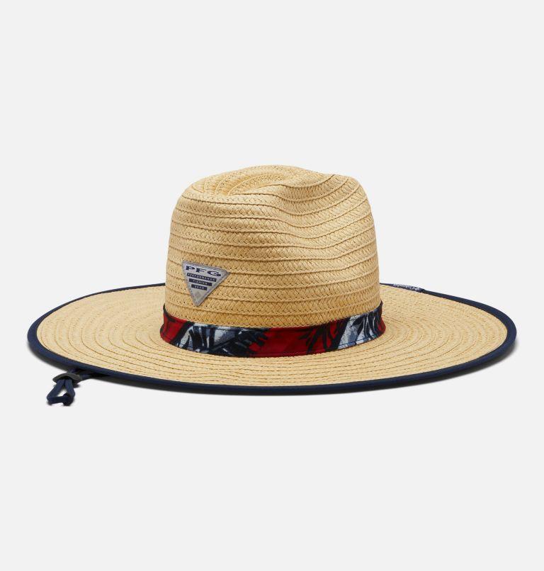 PFG Baha™ Straw Hat PFG Baha™ Straw Hat, front
