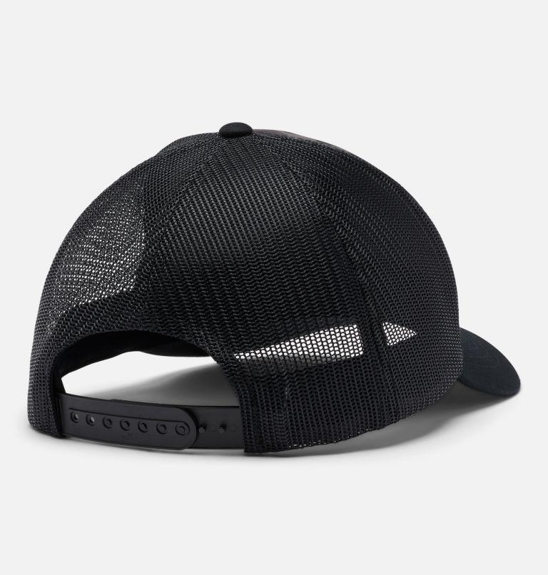Punchbowl™ Trucker | 010 | O/S Punchbowl™ Trucker Hat, Black Mod Camo Print, back