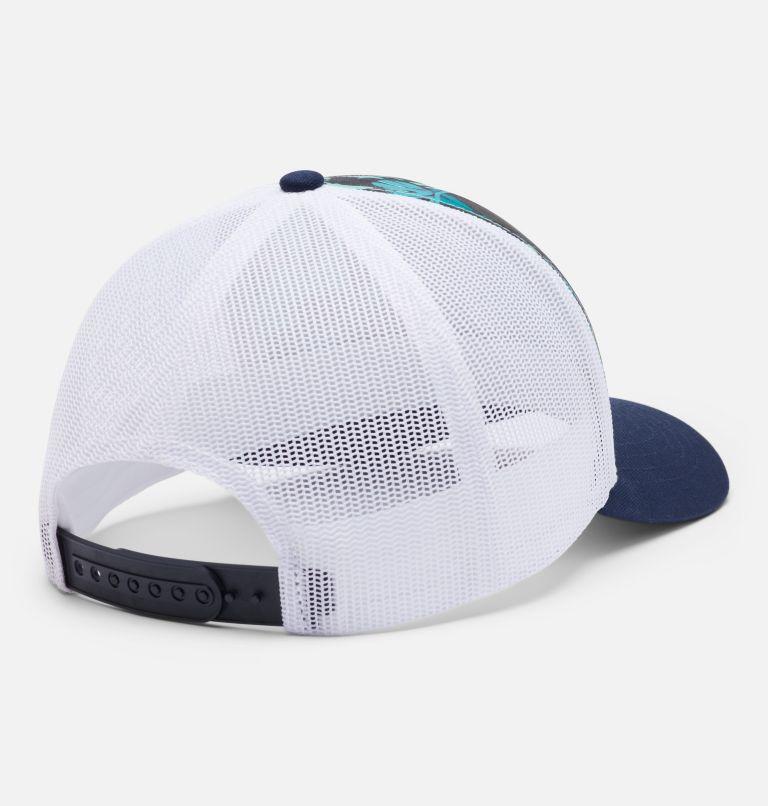 Punchbowl™ Trucker   360   O/S Punchbowl™ Trucker Hat, Tropic Water, Toucanical Print, back
