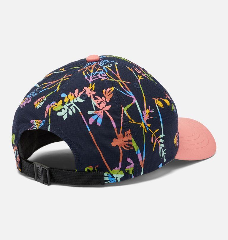 Youth Tech™ Ball Cap | 466 | O/S Youth Tech™ Ball Cap, Art Bouquet, Nocturnal, back