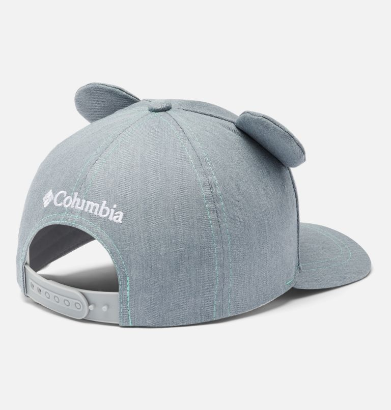 Y Tiny Animal™ Ball Cap | 039 | O/S Kids' Tiny Animal™ Ball Cap, Columbia Grey Heather, back