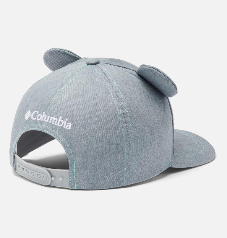 Y Tiny Animal™ Ball Cap | 039 | O/S Kids' Tiny Animal™ Ball Cap, Columbia Grey Heather, back