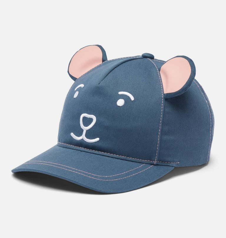 Y Tiny Animal™ Ball Cap   466   O/S Kids' Tiny Animal™ Ball Cap, Nocturnal, front