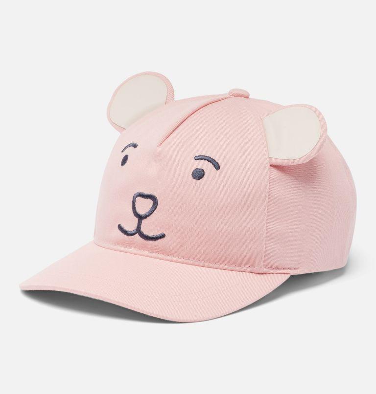 Y Tiny Animal™ Ball Cap   669   O/S Kids' Tiny Animal™ Ball Cap, Pink Sand, front