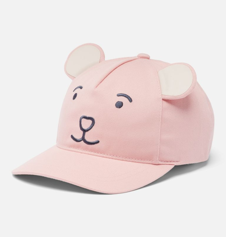 Y Tiny Animal™ Ball Cap | 669 | O/S Casquette de baseball Tiny Animal™ pour enfant, Pink Sand, front