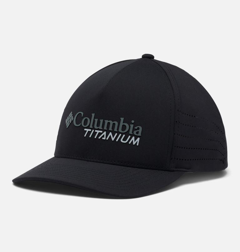 Titanium™ Ball Cap | 010 | O/S Casquette de baseball Titanium™, Black, front