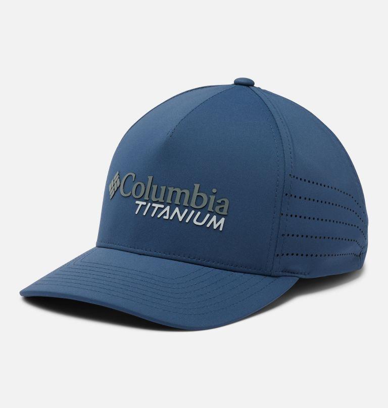 Titanium™ Ball Cap | 403 | O/S Titanium™ Ball Cap, Petrol Blue, front