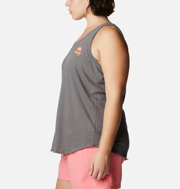 Women's Bluebird Day™ Relaxed Tank - Plus Size Women's Bluebird Day™ Relaxed Tank - Plus Size, a1