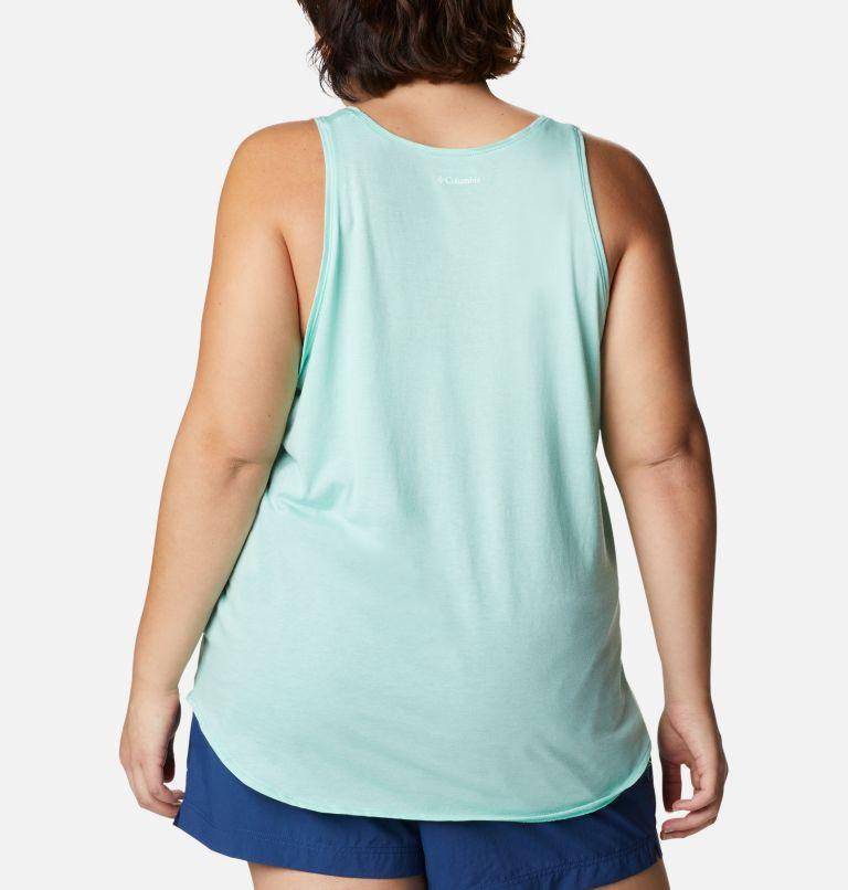 Women's Bluebird Day™ Relaxed Tank - Plus Size Women's Bluebird Day™ Relaxed Tank - Plus Size, back