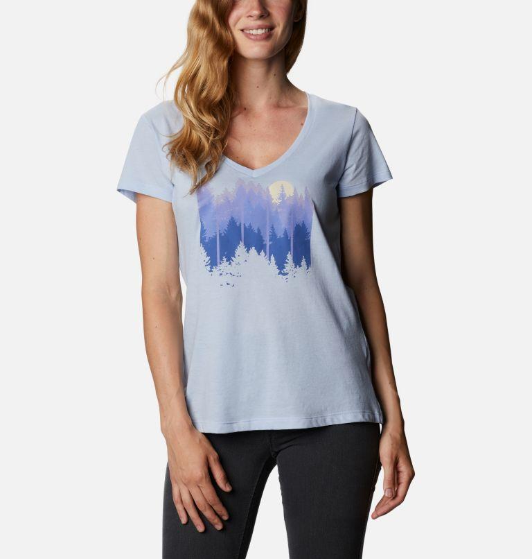 Women's Daisy Days™ V-Neck Graphic T-Shirt Women's Daisy Days™ V-Neck Graphic T-Shirt, front