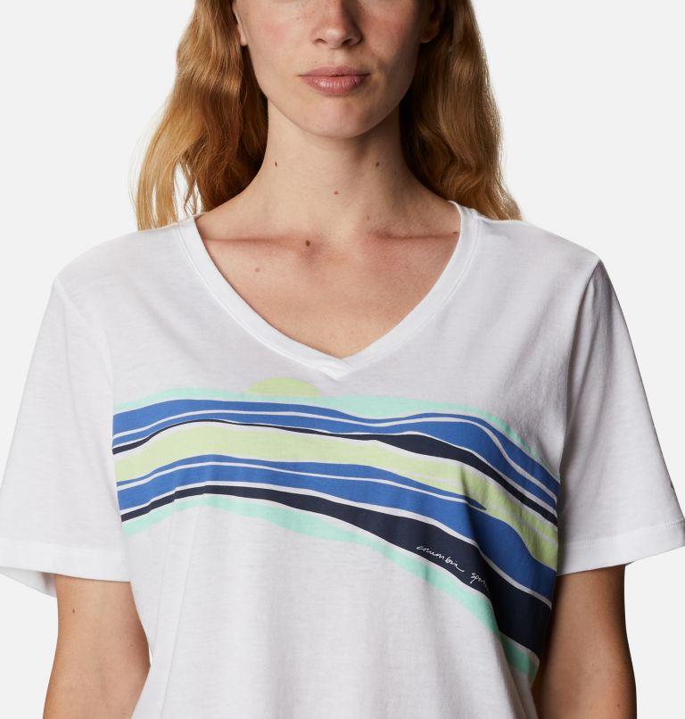 Women's Bluebird Day™ Relaxed V-Neck Shirt Women's Bluebird Day™ Relaxed V-Neck Shirt, a2