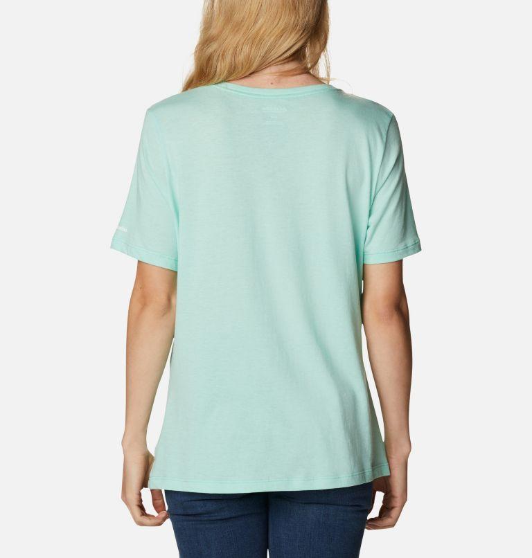 Women's Bluebird Day™ Relaxed V-Neck Shirt Women's Bluebird Day™ Relaxed V-Neck Shirt, back