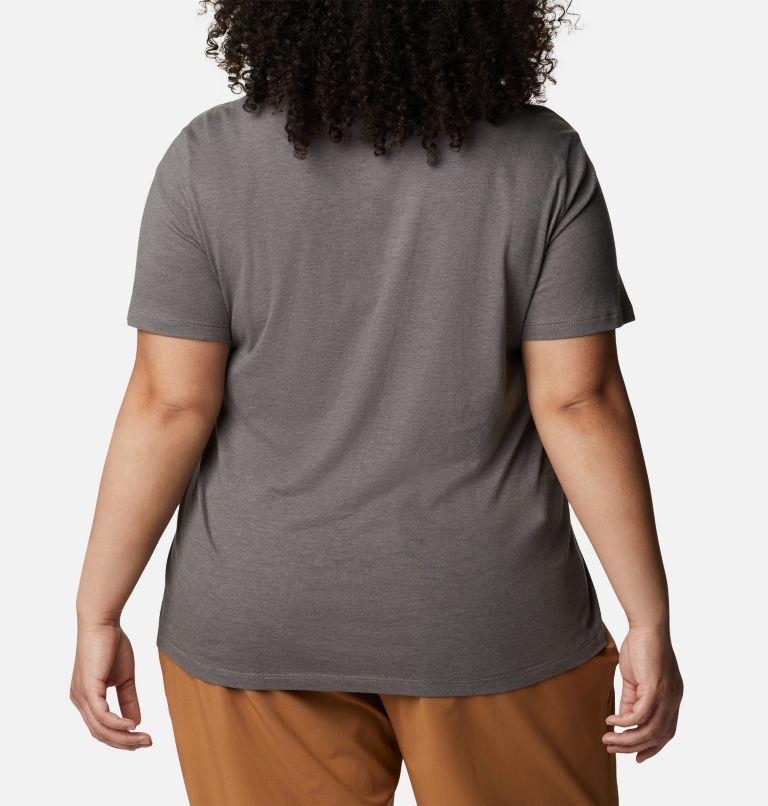 Women's Bluebird Day™ Relaxed V- Neck Shirt - Plus Size Women's Bluebird Day™ Relaxed V- Neck Shirt - Plus Size, back