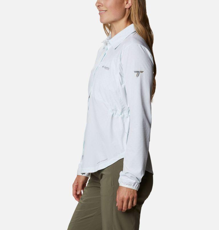 W Mazama Trail™ Woven LS | 100 | XS Women's Mazama Trail™ Woven Long Sleeve Shirt, White, a1
