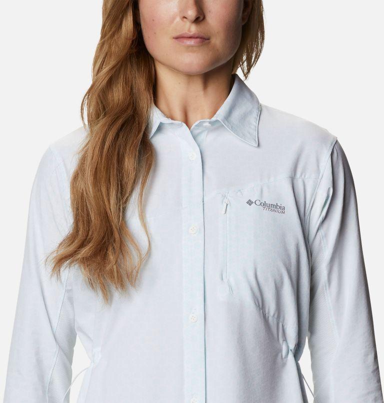 W Mazama Trail™ Woven LS | 100 | XS Women's Mazama Trail™ Woven Long Sleeve Shirt, White, a2