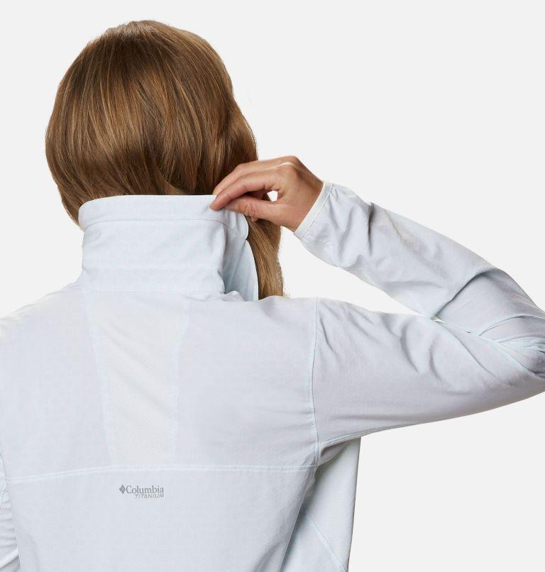W Mazama Trail™ Woven LS | 100 | XS Women's Mazama Trail™ Woven Long Sleeve Shirt, White, a3