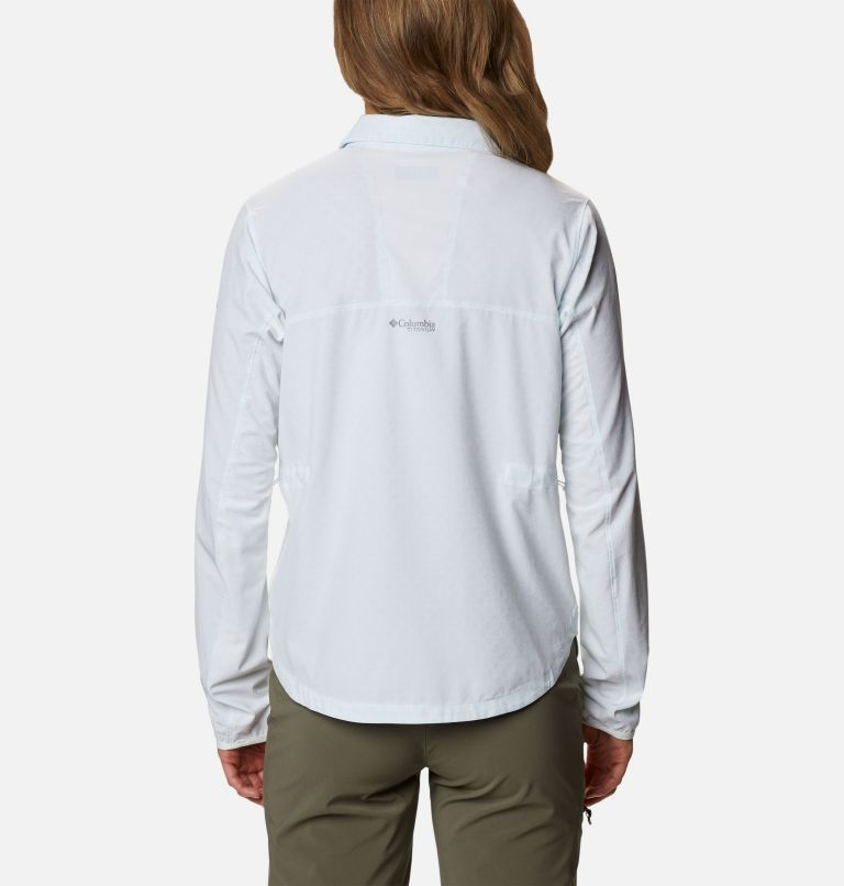Women's Mazama Trail™ Woven Long Sleeve Shirt Women's Mazama Trail™ Woven Long Sleeve Shirt, back