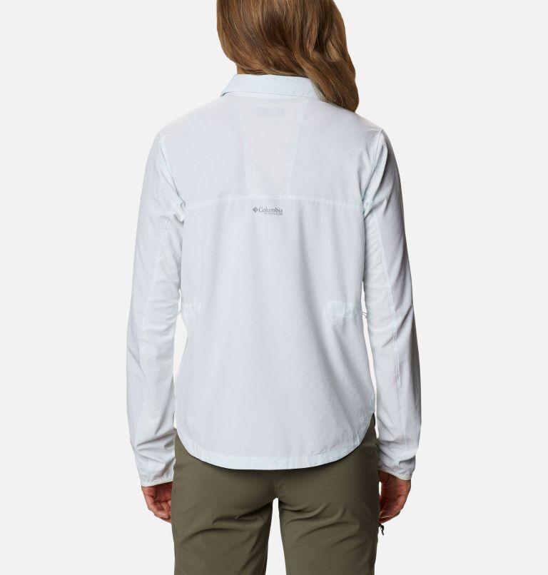 W Mazama Trail™ Woven LS | 100 | XS Women's Mazama Trail™ Woven Long Sleeve Shirt, White, back