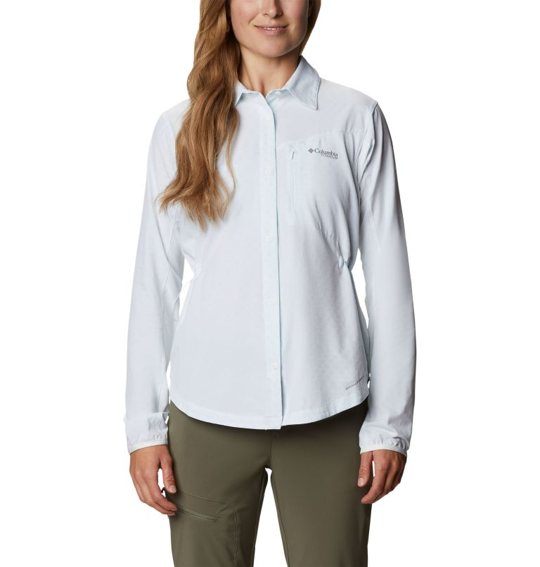 Women's Mazama Trail™ Woven Long Sleeve Shirt Women's Mazama Trail™ Woven Long Sleeve Shirt, front