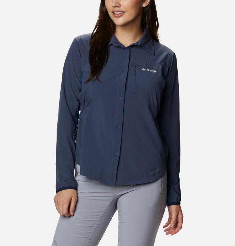 Women's Mazama Trail™ Woven Long Sleeve Shirt Women's Mazama Trail™ Woven Long Sleeve Shirt, front