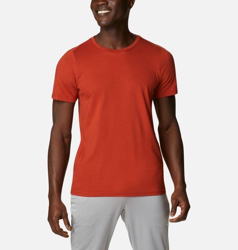 Men's Rapid Ridge™ II Organic Cotton T-Shirt Men's Rapid Ridge™ II Organic Cotton T-Shirt, front