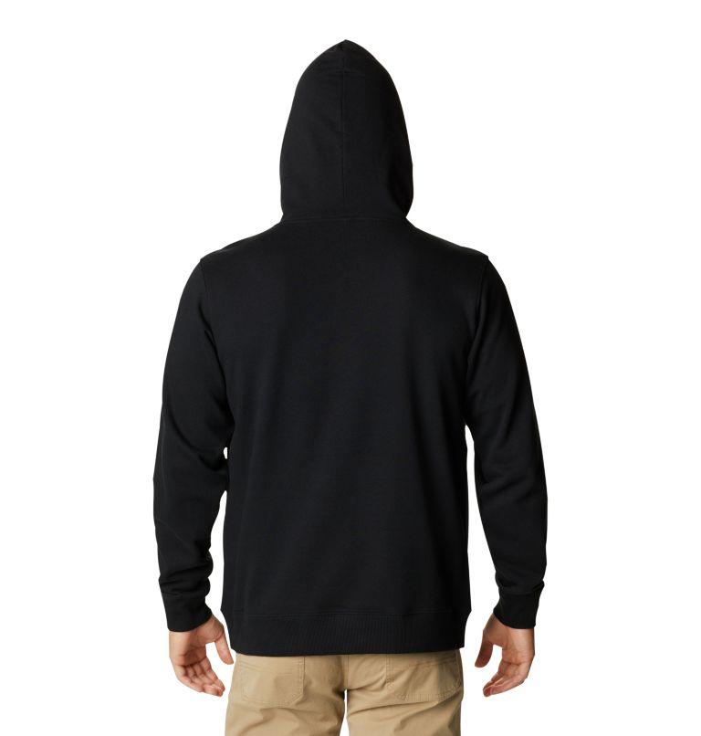 MHW Logo™ Pullover Hoody | 010 | L Men's MHW Logo™ Pullover Hoody, Black, back