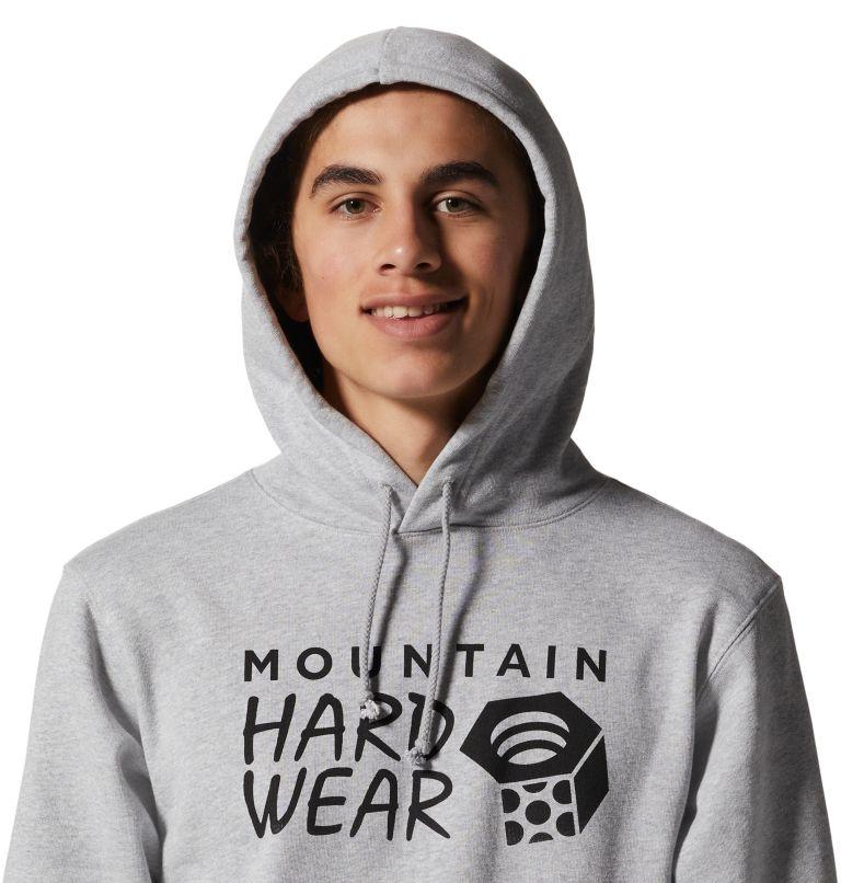 MHW Logo™ Pullover Hoody | 057 | XXL Men's MHW Logo™ Pullover Hoody, Hardwear Grey Heather, a2