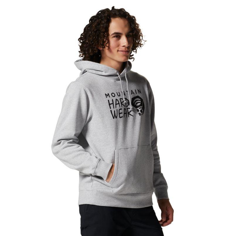 MHW Logo™ Pullover Hoody | 057 | XXL Men's MHW Logo™ Pullover Hoody, Hardwear Grey Heather, a3