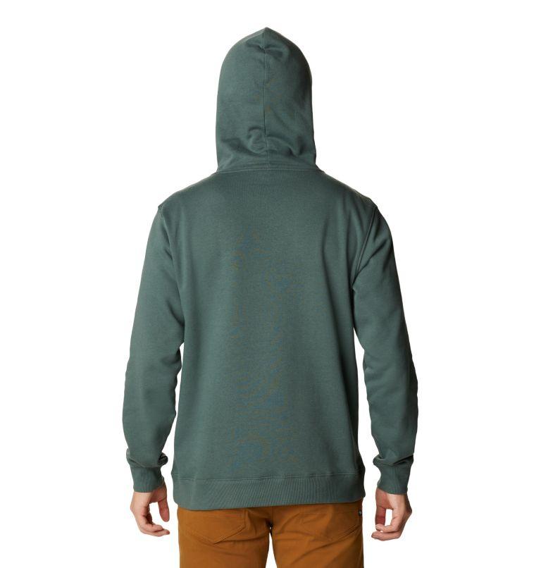 MHW Logo™ Pullover Hoody | 352 | XL Men's MHW Logo™ Pullover Hoody, Black Spruce, back