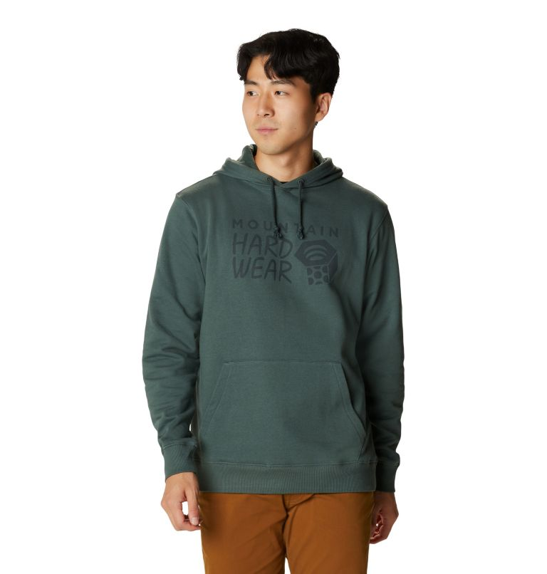 MHW Logo™ Pullover Hoody | 352 | XL Men's MHW Logo™ Pullover Hoody, Black Spruce, front