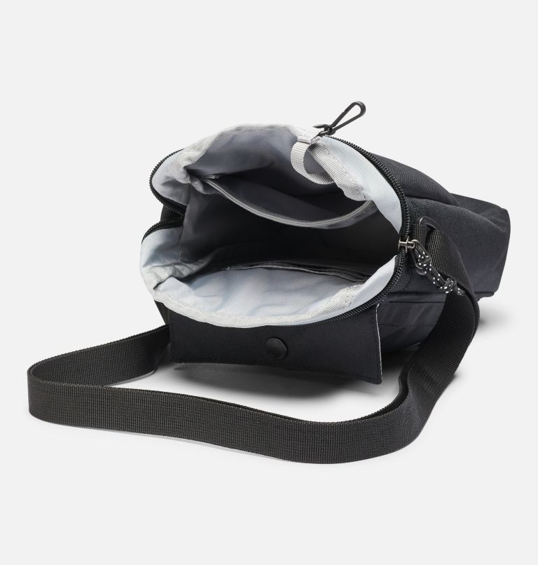 Zigzag™ Side Bag | 010 | O/S Sac à bandoulière Zigzag™, Black, a1