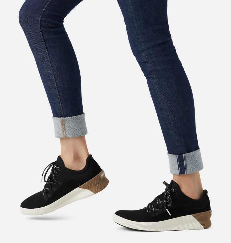 OUT N ABOUT™ PLUS LACE | 010 | 12 Womens Out N About™ Plus Lace Sneaker, Black, a9