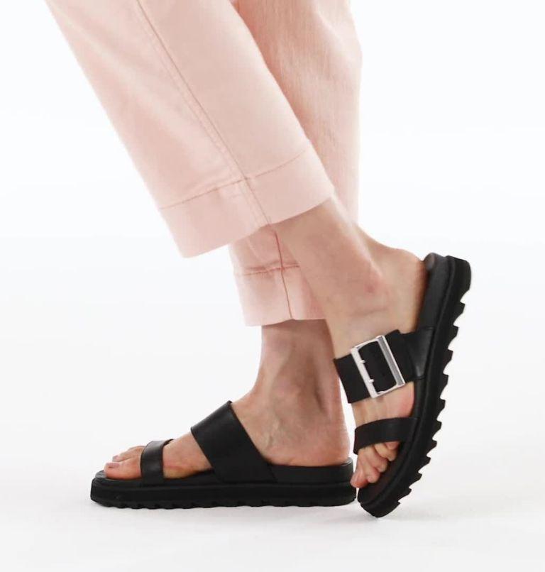 Sandale-mule dotée d'un fermoir à boucle Roaming™ pour femme Sandale-mule dotée d'un fermoir à boucle Roaming™ pour femme, video