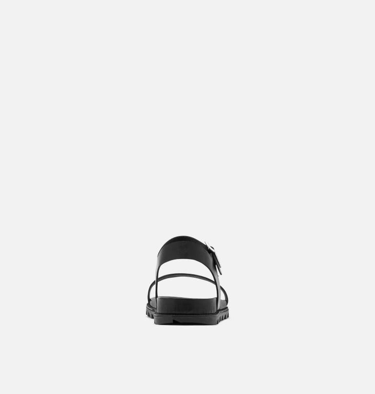ROAMING™ DECON ANKLE STRAP | 010 | 9.5 Womens Roaming™ Decon Ankle Strap Sandal, Black, back